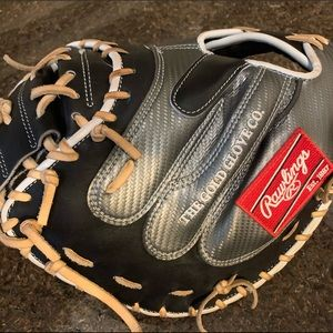 "Rawlings Heart of Hide Catcher glove 34"""